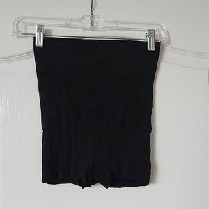 NEW Spanx black panty size C